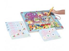 obrázek Magnetická hra - chobotnice