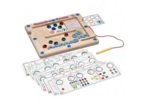 obrázek Magnetická hra - počítej a uč se