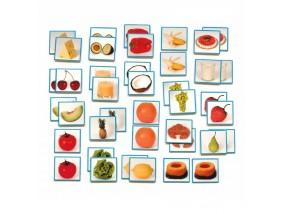 obrázek Pexeso - potraviny