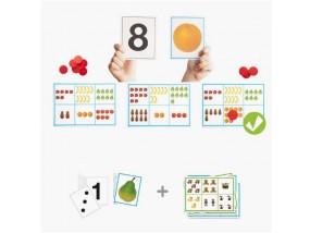 obrázek Bingo - Počítání od 1 do 10