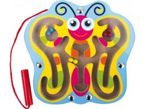obrázek Magnetický labyrint - motýl