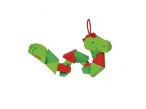 obrázek Skládačka - krokodýl