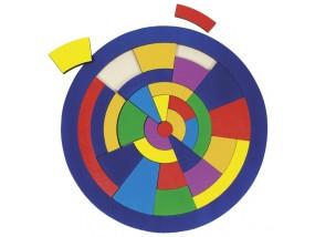 obrázek Kulaté puzzle