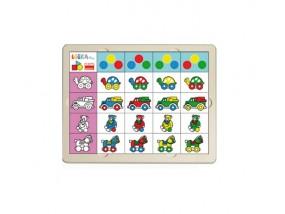 obrázek Logika - hračky