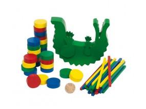 obrázek Balanční krokodýl