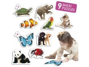 obrázek Maxi puzzle zvířátka