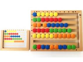obrázek Hra na stěnu - počítání