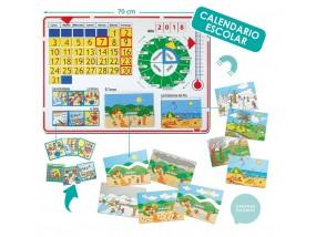 obrázek Školní kalendář